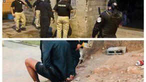 Autoridades realizan allanamientos en San Miguelito y aprehenden a integrantes de pandillas