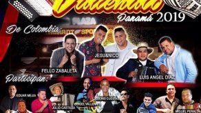 Primer Festival de Vallenato en Panamá