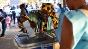 Elecciones presidenciales y legislativas en Sierra Leona