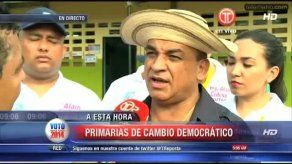 Pre candidato a diputado CD denuncia irregularidades en circuito 8-10