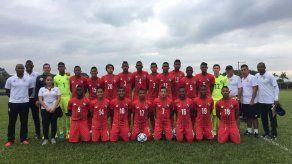 Sub-17 debuta con victoria en Torneo Internacional de Las Américas