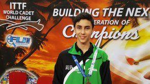 Panameño Jacobo Vahnish gana bronce en equipo Latinoamericano de Torneo Mundial