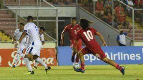 Panamá empató en casa ante El Salvador y buscará la clasificación en el Cuscatlán