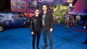 Tom Holland y Chris Pratt apadrinan el regreso de Pixar con Unidos