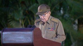 Castro denuncia que EEUU estrecha el cerco sobre Cuba