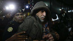 Expresidente de federación de Guatemala libre bajo fianza