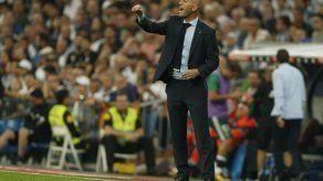 Zidane podría enfrentar a hijo Enzo en partido contra Alavés