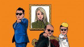 PSY lanza su 1er álbum desde el megaéxito de Gangnam Style