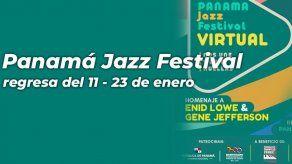 Panamá Jazz Festival celebra su 18º edición de forma virtual