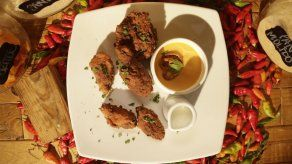 Maro Magani pollo mantequilla - Amanda