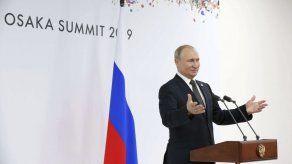 Putin lanza nuevo ataque contra el liberalismo occidental
