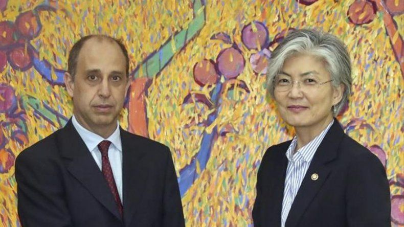El Relator de la ONU de Derechos Humanos en Corea del Norte visita Seúl
