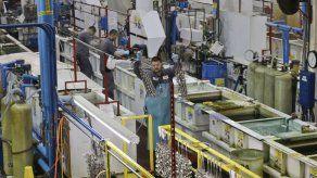 Crece la producción fabril de EEUU