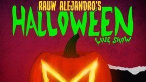 Rauw Alejandro ofrecerá el día 31 espectáculo virtual para celebrar Halloween