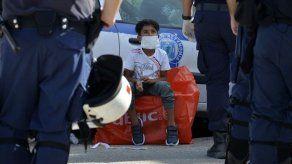 Denuncian abusos contra migrantes en el mar Egeo