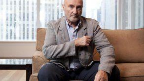 Phil Collins publicará autobiografía en 2016