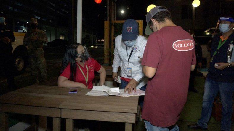 Región Metropolitana ha impuesto sanciones por B/.21,580 por incumplimiento de restricciones