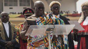 Presidente de Ghana se justifica tras formar gobierno con 110 miembros