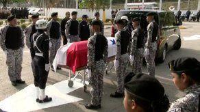 Rinden honores y dan último adiós a lince fallecida en accidente de tránsito