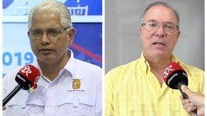 Blandón y Fábrega iniciarán la próxima semana proceso de transición en la Alcaldía de Panamá