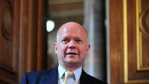 William Hague renuncia como ministro de Relaciones Exteriores británico
