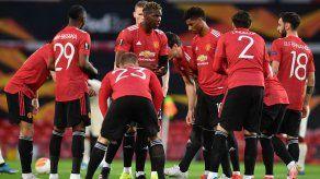 Europa League: Manchester United goleó y roza la final