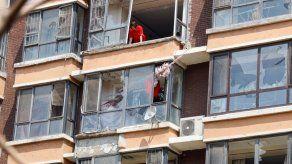 Tornado azota ciudad en el noreste de China; mueren 6