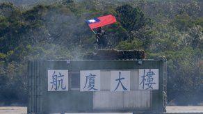 Bandera de Taiwán.