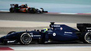 Massa lideró ensayos en Bahréin