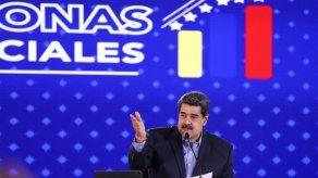 Maduro reiteró que ya el dinero está depositado para que se cobren las vacunas, refiriéndose al pago de 120 millones de dólares para unas cinco millones de personas a través del mecanismo Covax.