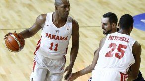 Panamá arranca en septiembre su participación en segunda ronda FIBA