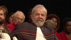 Lula se dice víctima de mentiras antes de la apelación
