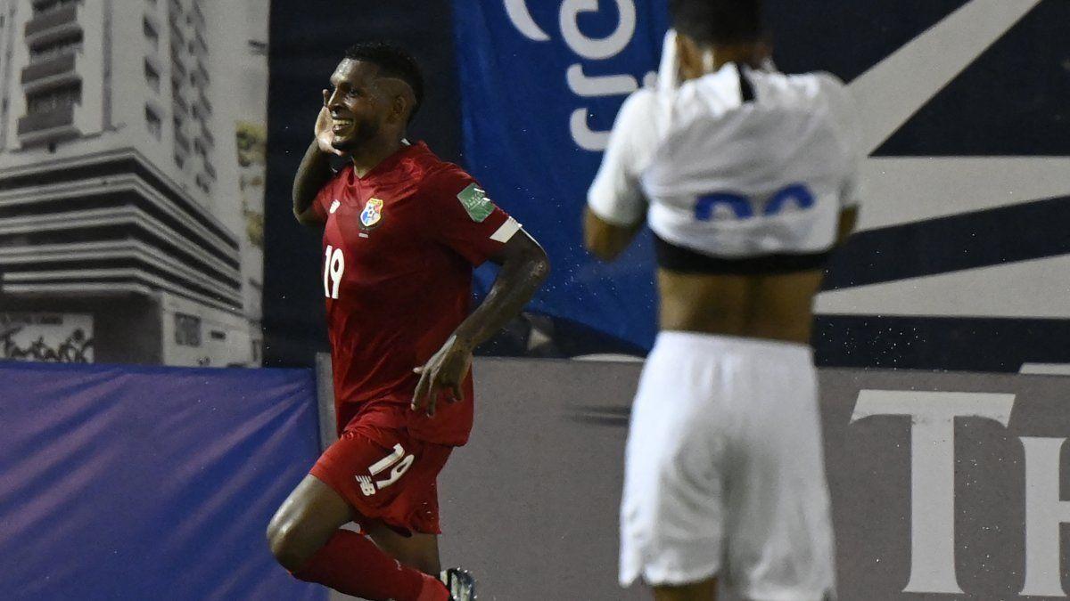 Qatar 2022: Panamá saca mínima ventaja ante Curazao en la ida