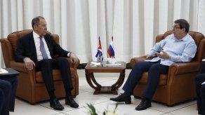 El canciller ruso inicia en Cuba gira por Latinoamérica