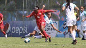 Selección femenina de Panamá cae en primer amistoso ante Guatemala