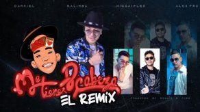 Flex lanza remix de Me Tienes de Cabeza junto a Kalimba