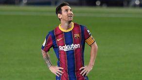 Messi: Debemos unirnos todos los barcelonistas