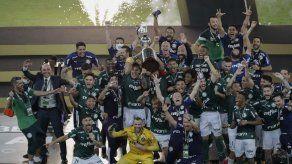 Palmeiras vence 1-0 al Santos y gana su segunda Copa Libertadores