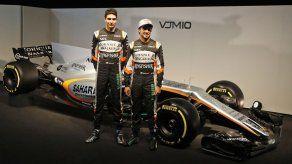 F1: Pérez y Ocon protagonizan dura rivalidad