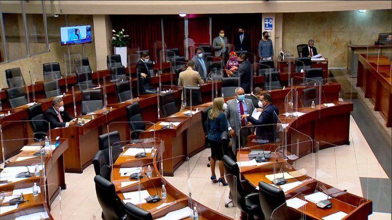 Márquez Amado sobre nuevos corregimientos: Señal adicional de que necesitamos modificar la Constitución