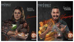 ¿Quiénes son Jenny Guerra y Carlos Lucas?