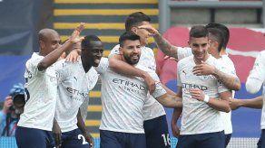 Manchester City se sitúa a un paso del título de la Premier