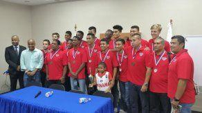 Selección U17 de Panamá llegó con el bronce del Centrobasket a suelo patrio