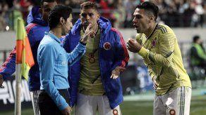 Colombia pierde 2-1 ante Corea del Sur en amistoso