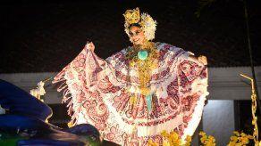 Recorrido nocturno del martes de carnaval en Las Tablas