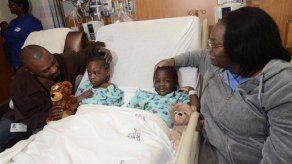 Sobreviven tres niños succionados por un tornado en EEUU