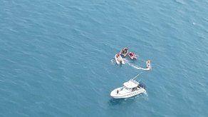 El Senan con ayuda de pescadores del área ubicaron el cuerpo del joven desaparecido.