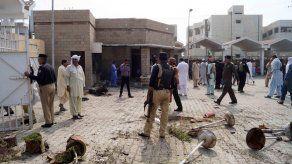 Al menos 10 muertos y 29 heridos tras un atentado suicida en Pakistán