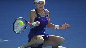 Radwanska pasa a la final en Sydney