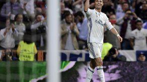 Cristiano Ronaldo es elegido mejor jugador de la UEFA en la temporada 2016-2017